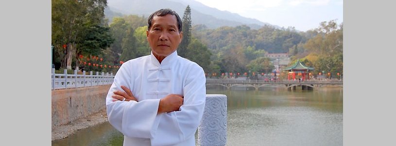 Открытые занятия с Грандмастером  Ли Хонг Таем